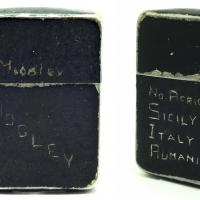 1942 Zippo WWII Personalized Lighter