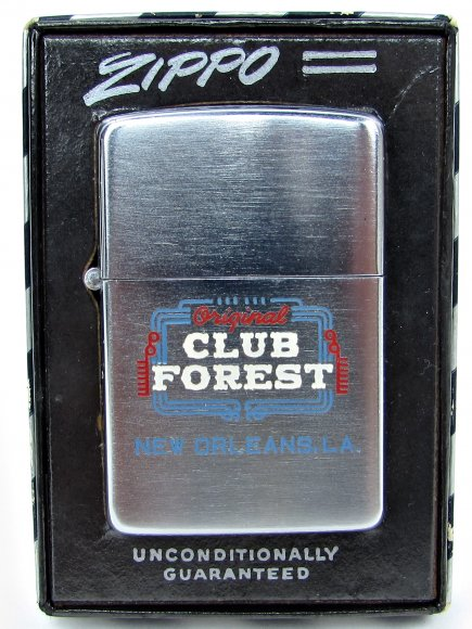1951 Club Forest ZippoJPG