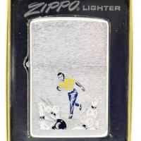 1976 Zippo Lighter Sports Series Bowler
