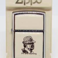 1981 Paul BEAR Bryant Alabama Foolball Coach Zippo Ultralight