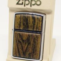 1982 Zippo Ultralite Woodgrain Test Model.JPG