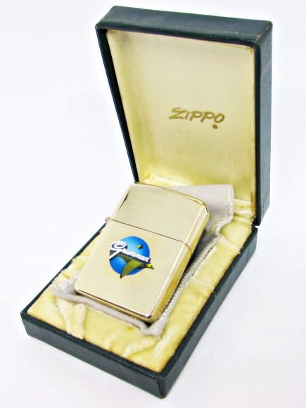 1955 Zippo 10k Gold Filled Town & Country Grumman Aviation