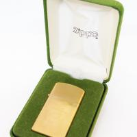 1970's Zippo 10k Gold Filled Holiday Inn
