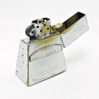 One of a Kind 1933 Zippo Table Lighter Constructed of the Earliest Zippo Parts Made by one of the Original Zippo Employees.