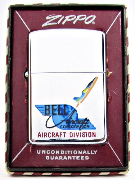 1958 Town & Country Zippo Bell Aircraft.JPG