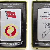Vietnam Zippo Marine Amphibious Force Air Ground Team III.jpg
