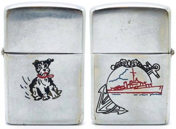 1952 Zippo Employees Lighter