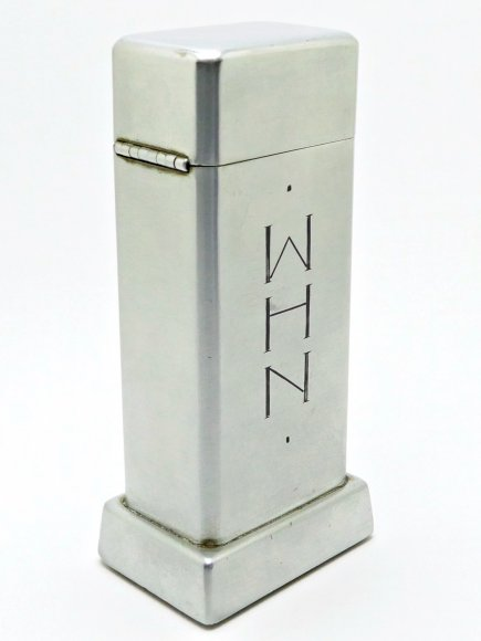 Rare 1938 Zippo 8 Barrel One Step First Model Barcroft Table Lighter.